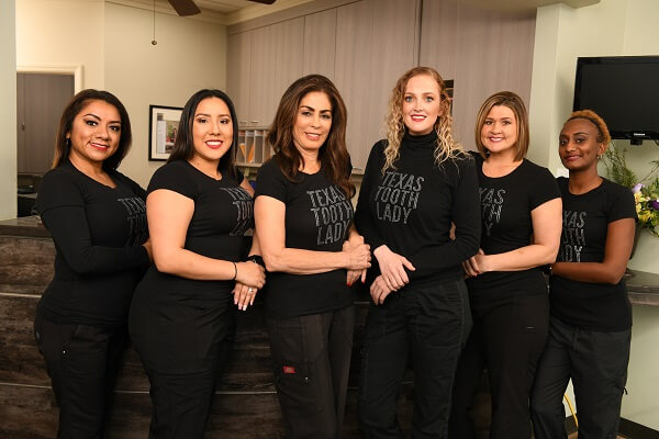 Terri Alani, DDS Dental Team